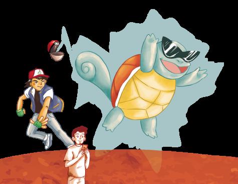 Raised with the Pokémon