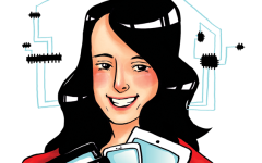 Alumna guides community through the tech world