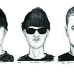 Hayward Police release sketches of 3 suspects in teen's killing