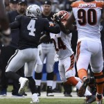 Raiders crushed in season opener