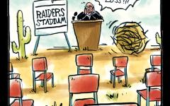 Oakland stadium deal nears decision