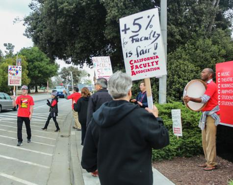 CSU faculty set strike dates