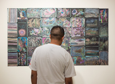 Art exhibit showcases faculty and staff
