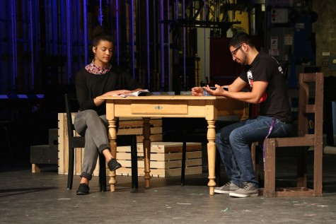 Play examines life, love and death within community
