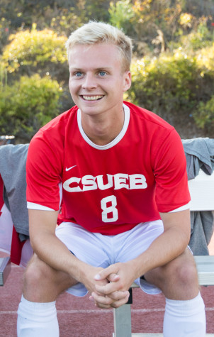 German student tackles East Bay on and off the field