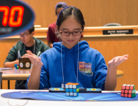 Ready, Set, Rumble: Cubers click at Hayward City Hall