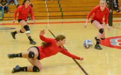 Volleyball sets sights on next season