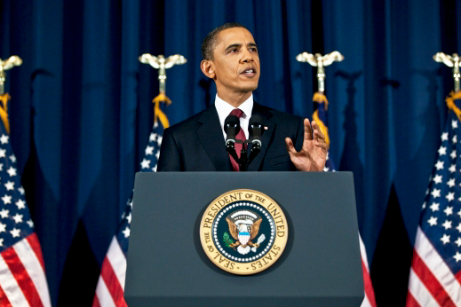 Obama's last address inspires hope