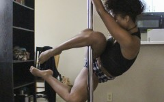 Pole dancing reclaims sexual power