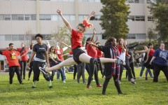 Students protest removal of classes at CSUEB