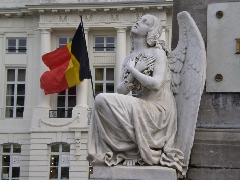 Belgium bombing part of ISIS terror crusade