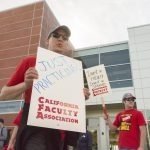 Students should support faculty strikes