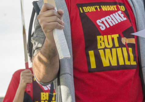 Resolution sought in faculty strike