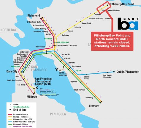 BART woes continue for Bay Area customers