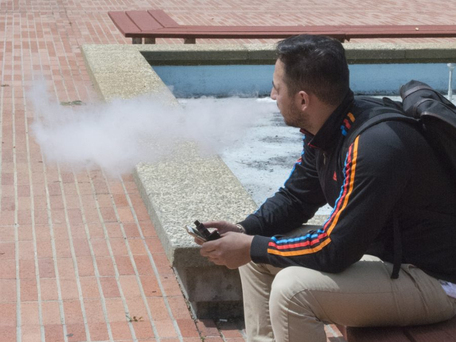 CSU's, community colleges smoking bill passed