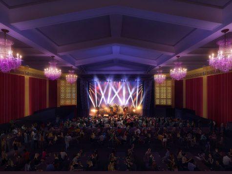 UC Theatre grand reopening postponed