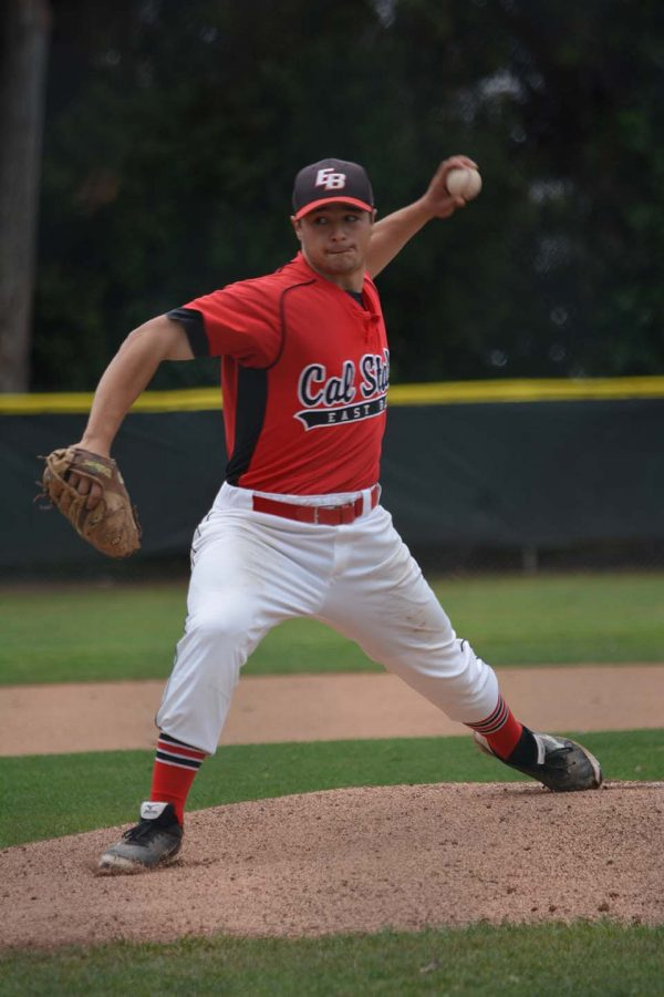 Baseball falls short in CCAA title game