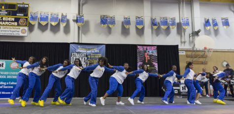 Mt. Eden hosts 3rd annual Step Off competition