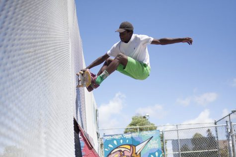 Oakland skatepark thrives one year later