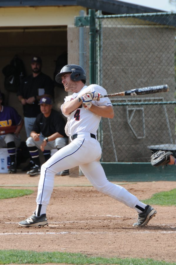 Baseball falls to conference rival SFSU Gators