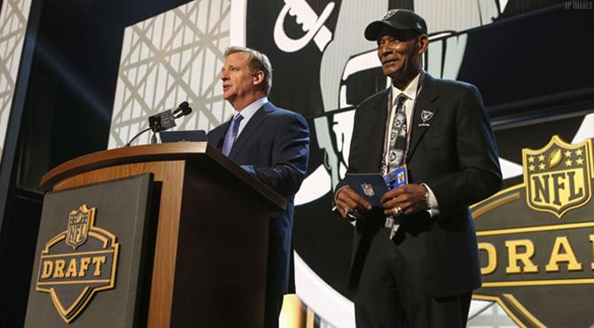 Raiders draft gets respect, questions