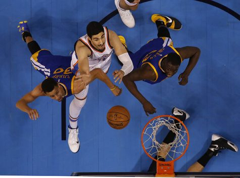 Warriors on brink of elimination