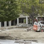 Campus construction continues at East Bay