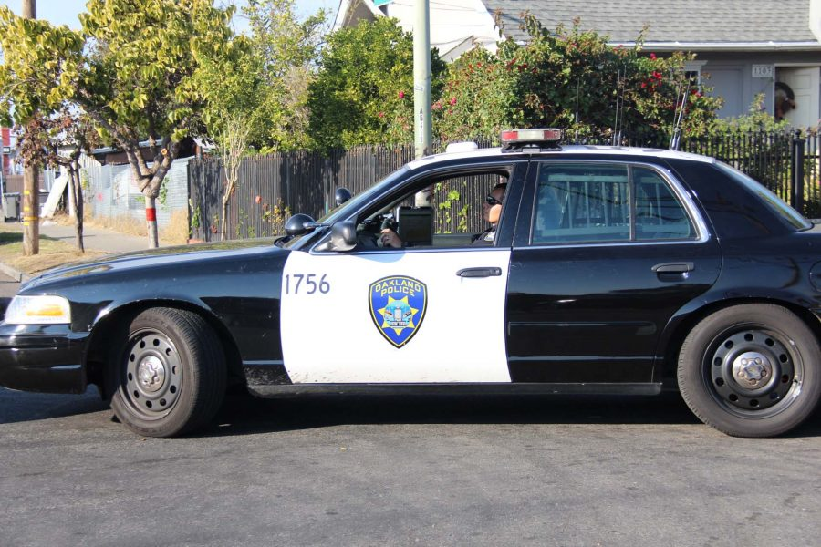 Oakland Police Department in shambles