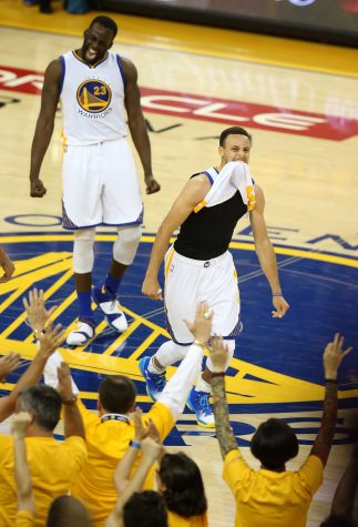 Warriors come up clutch in game 7