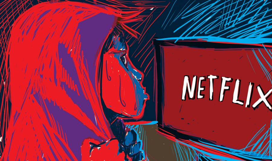 Netflix and steal? Password sharing not exactly illegal