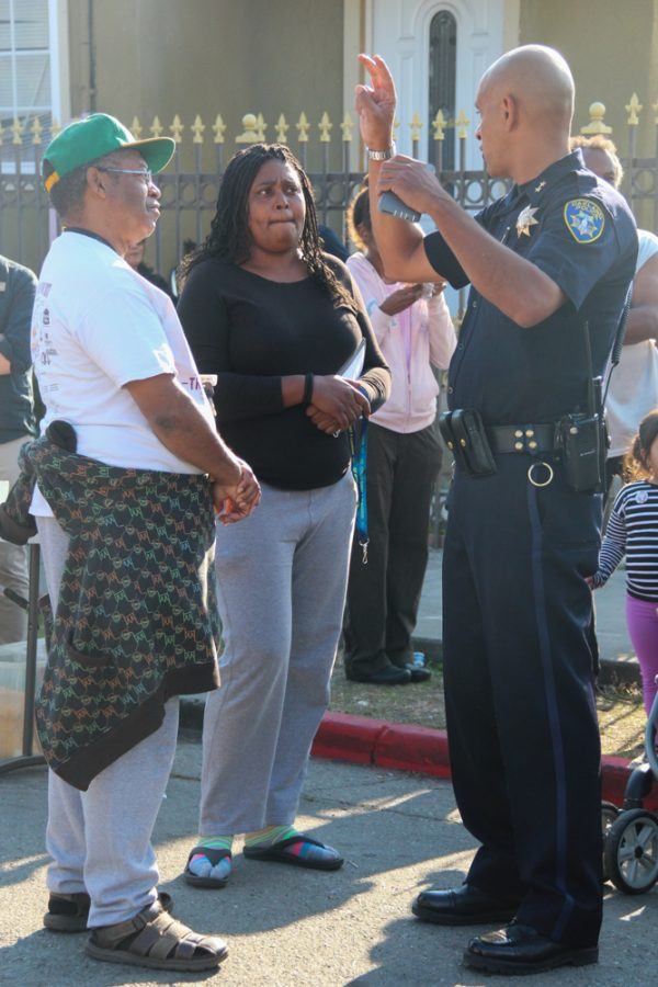 Oakland: Council sends police oversight commission measure to voters