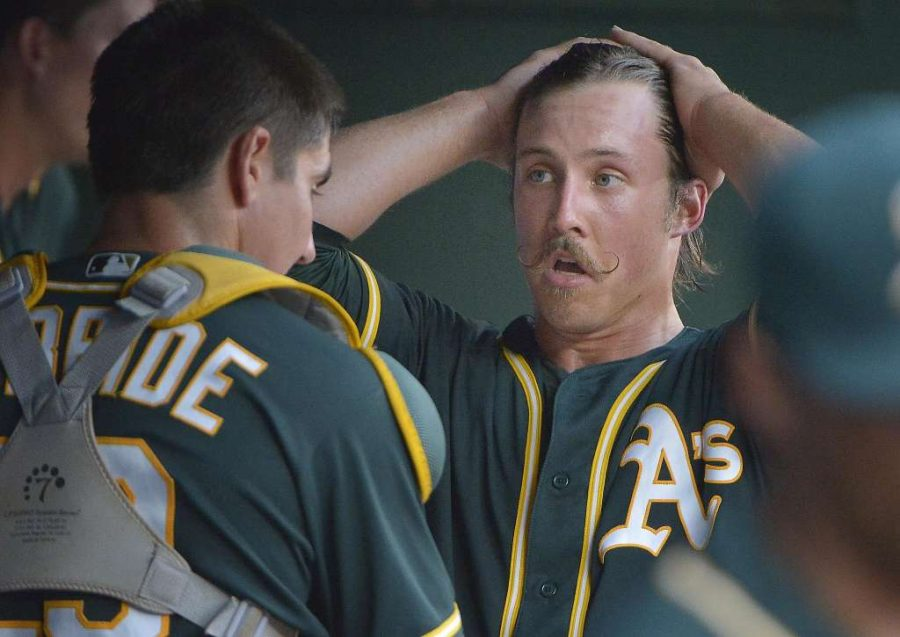 Oakland A's against the world with strange strategy