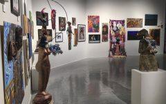 Black female divinity transcends art