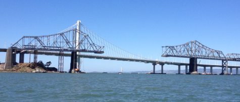 Old Bay Bridge nearly gone for good