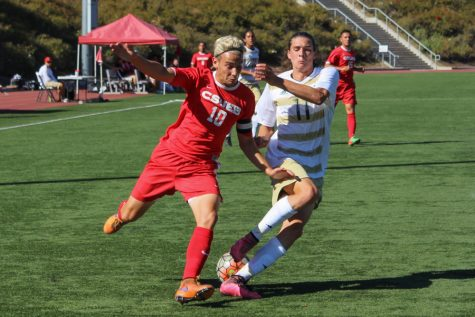 Men's soccer rebounds after tough loss