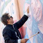 Local artist captures Hayward diversity in mural paintings