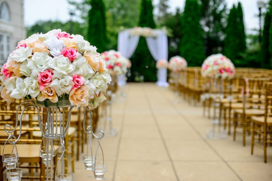 Expectations rise for wedding