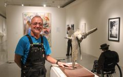 Staff and faculty art featured in campus exhibition