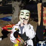 Activists occupy Oakland, celebrate anniversary of movement