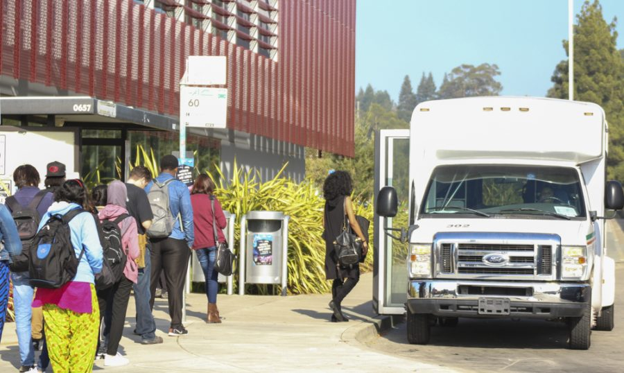 New shuttle aims to connect campus to housing