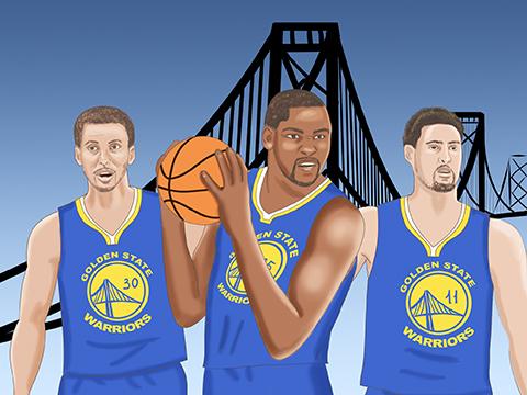 Golden State Warriors off to shocking start