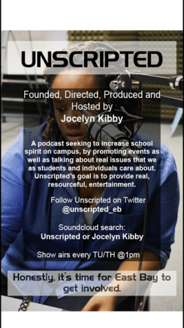 Unscripted Podcast - JKibby Mixdown