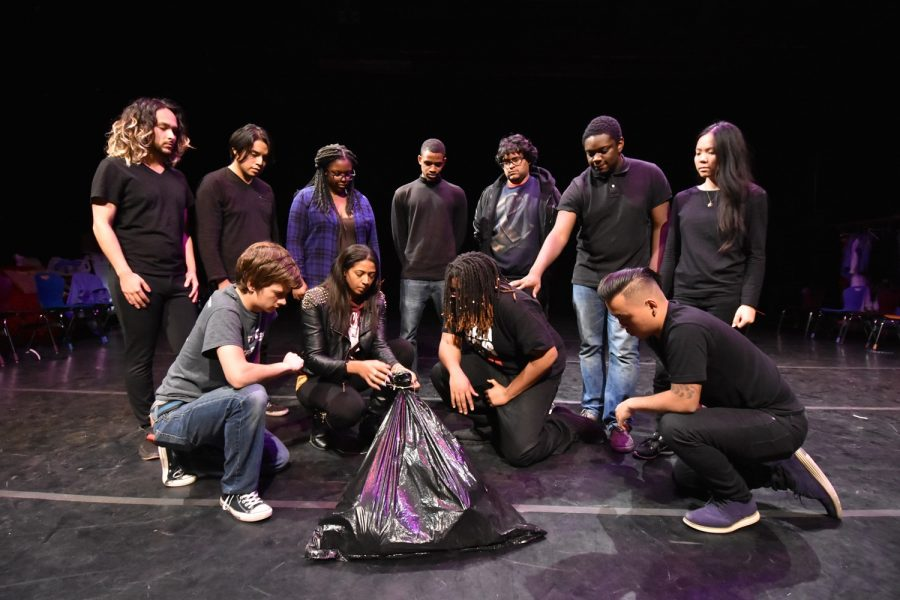 East Bay theater brings Ferguson to campus
