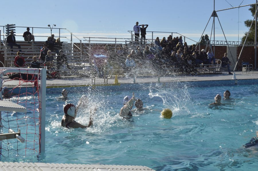 Water+polo+season+starts+with+victory