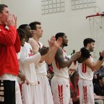 Basketball teams go 1-3 on road trip