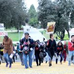 Students protest against tuition hikes and more on campus