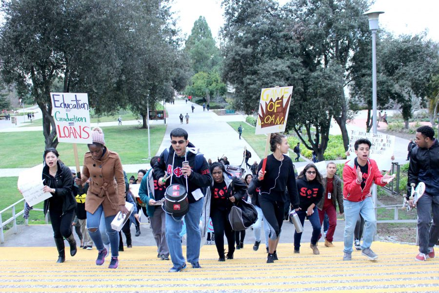 Students+protest+against+tuition+hikes+and+more+on+campus