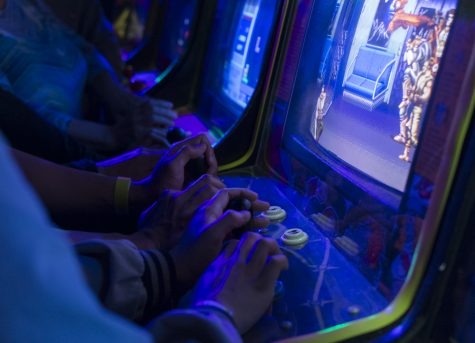Local arcades give gamers taste of nostalgia