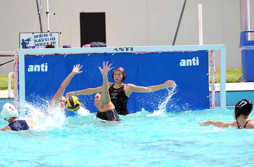 Water polo goes 1-1 after invitational