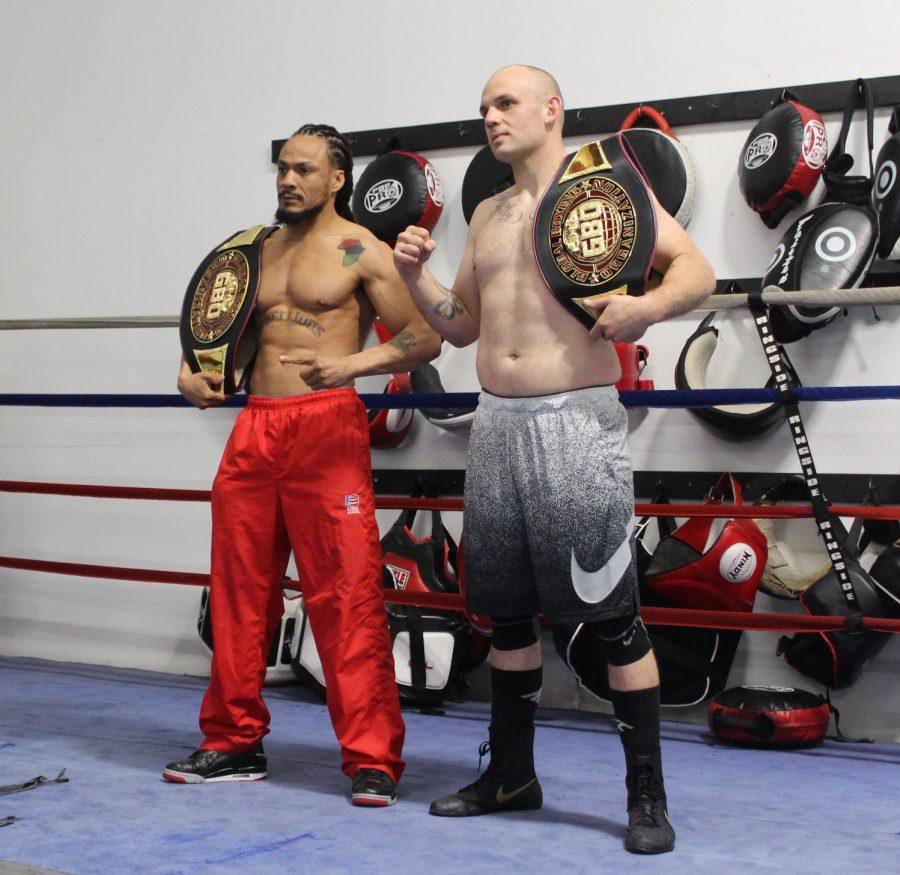 Boxing champion looks to 'bring belt back to Vallejo'